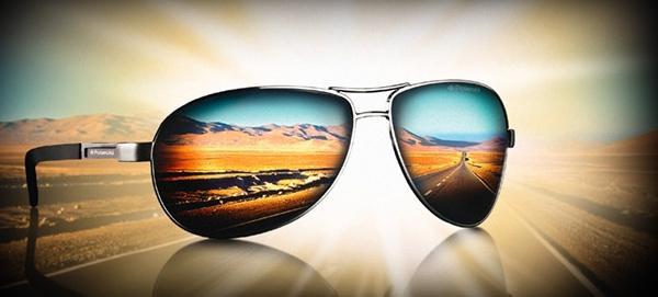 Очки солнцезащитные для рыбалки