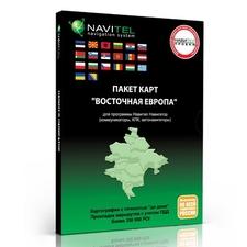 Чемпионат по футболу Евро - 2012 с  Навител навигатором