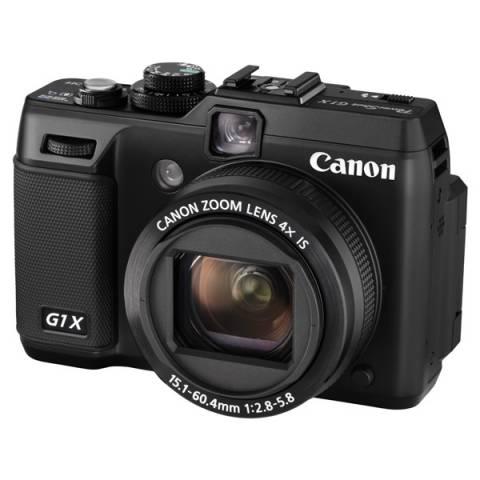 Фотоаппарат Canon Powershot G1 X