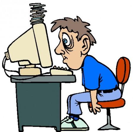 Компьютерный зрительный синдром профилактика