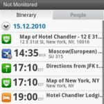 Клиент tripit.com для  Android