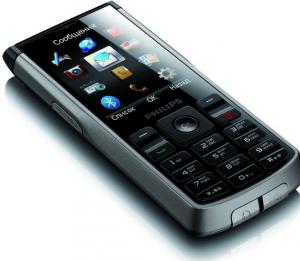 Двухсимный мобильный телефон Philips Xenium X333