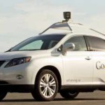 Google Car машина